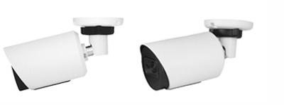 HD-TVI/AHD/HD-CVI 屋外200万画素防犯カメラ(RK-230ME)の天井設置イメージ