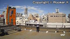 焦点距離f=2.7mm、解像度4MPの撮影サンプル